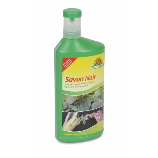 Savon noir concentr naturel base de savon potassique for Neoverda
