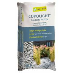 Paillage minéral Copolight