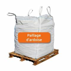 Paillage d'Ardoise - Big Bag 200 L