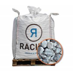 Big bag de galet Ice Blue 500 kg