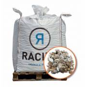 Gravier blanc - Big Bag de 750 kg