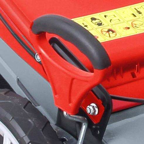 Plaquettes de bois coloré - Big bag